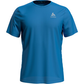 Odlo Element Light Camiseta Manga Corta Hombre, blue aster